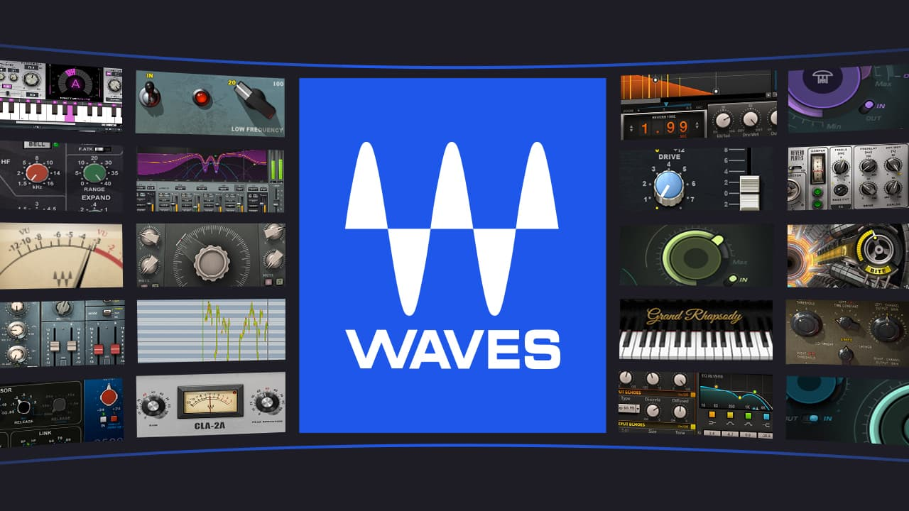 Waves Tune Real-Time Crack