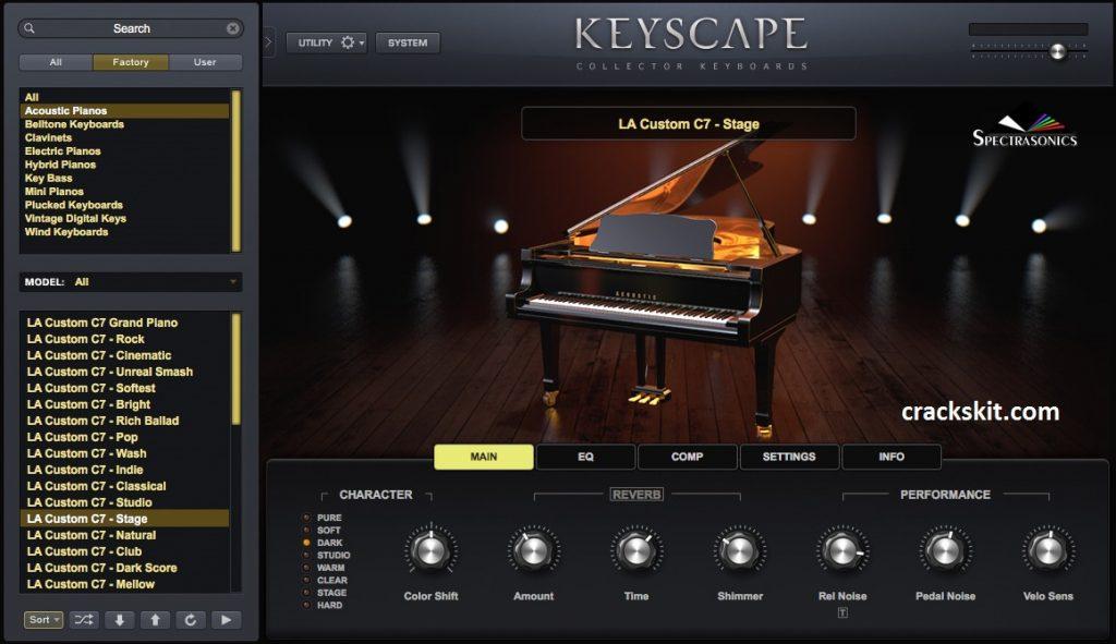 Keyscape Crack