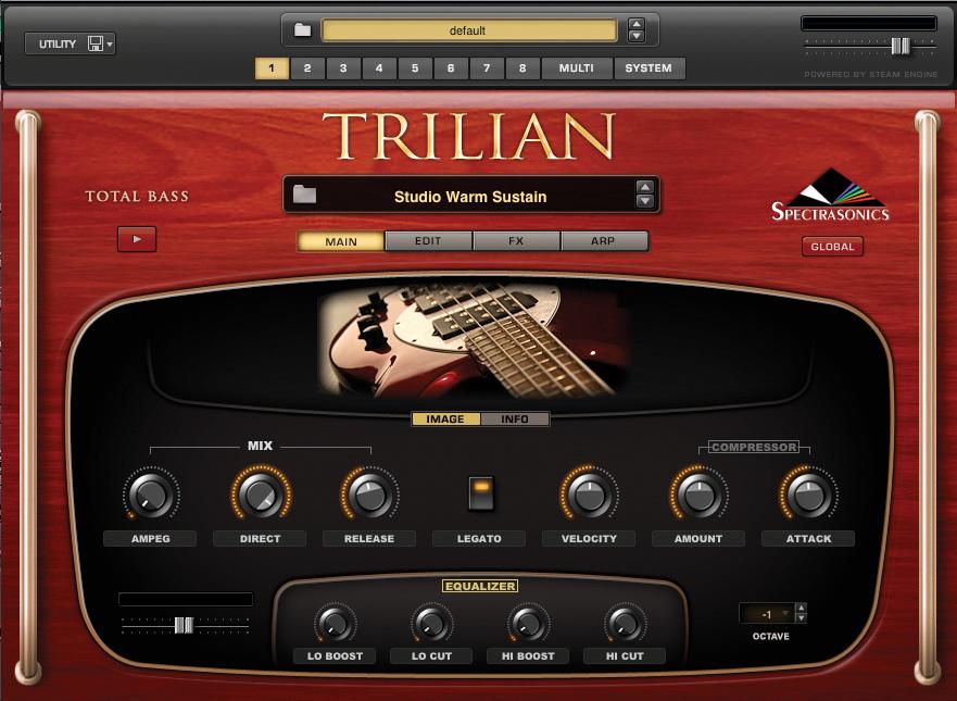 Trillian Bass Crack